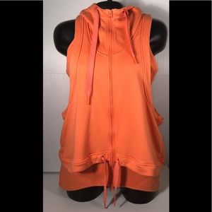 Adidas +Stella McCartney Hoodie